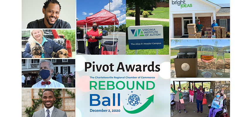 VIA Earns Chamber of Commerce Pivot Award